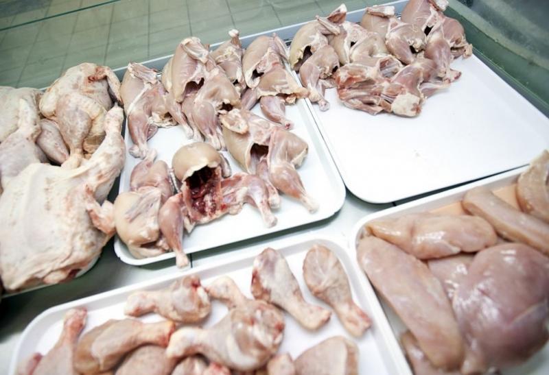 Спряха над 19 тона птиче месо със салмонела от Полша