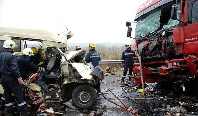 През юни в област Монтана са регистрирани 65 пътно-транспортни произшествия,