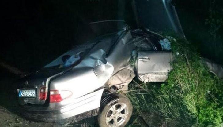 Младеж е загинал при катастрофа в Монтанско рано сутринта вчера,