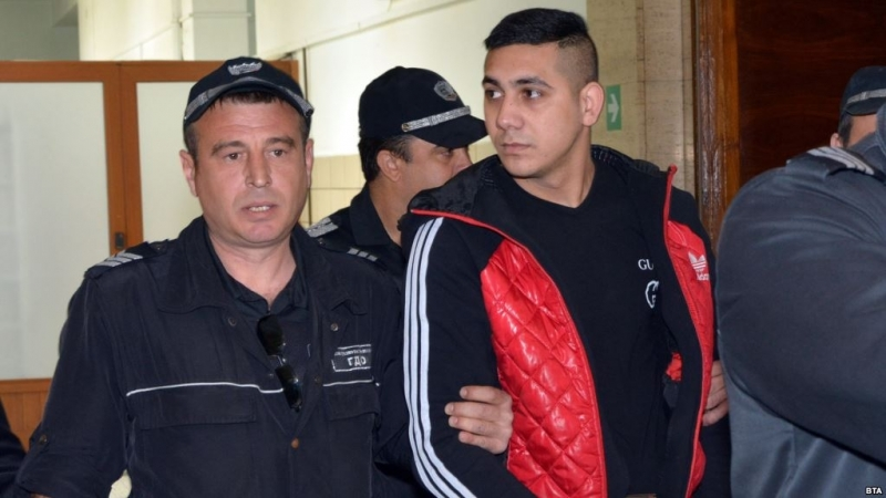 Северин Красимиров, който на 6 октомври миналата година зверски изнасили