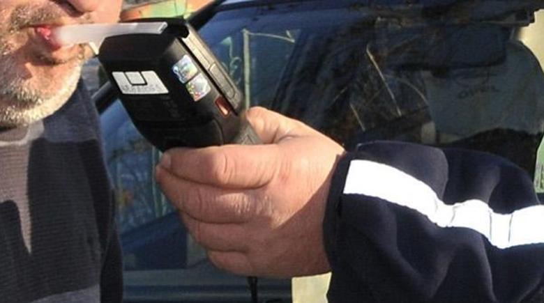 Пиян шофьор бе установен да шофира в нетрезво състояние във