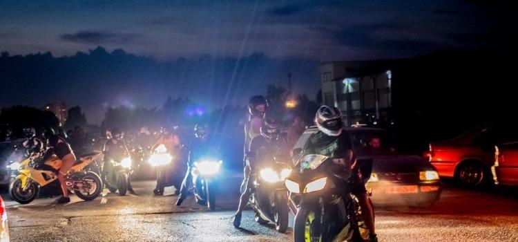 Масово нощно каране организират мотористите от най-голямата мотоорганизация в България