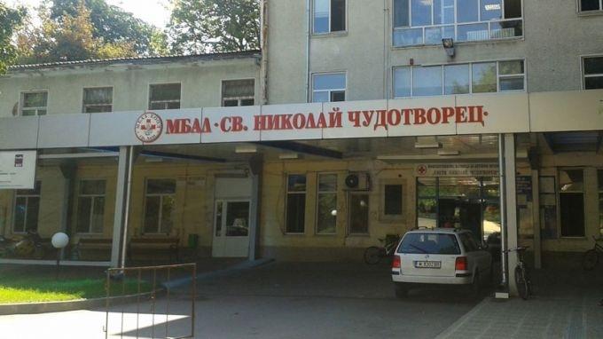 Полиция е нахлула в ломската болница вчера, научи агенция BulNews.
