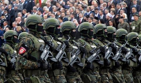 От следващата година Сърбия най-вероятно ще върне задължителната военна служба,