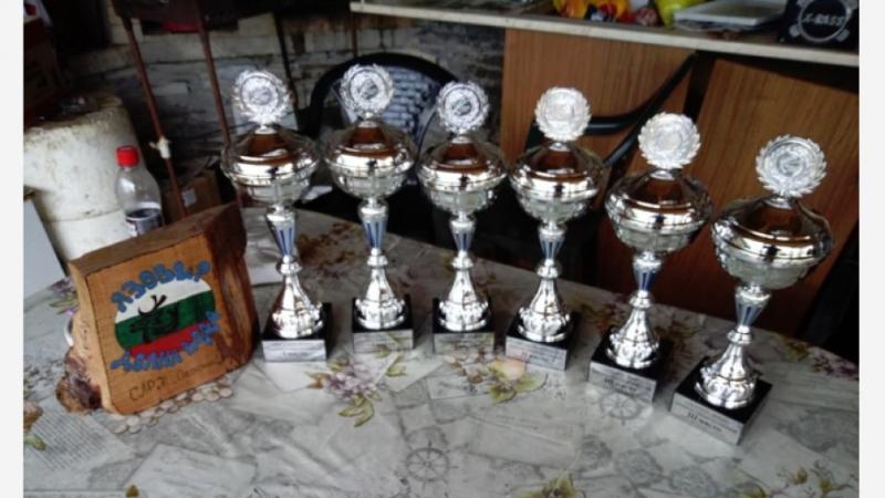 Общият улов на отборите, взели участие в двудневното състезание по