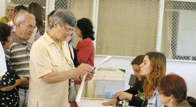Втори тур на кметските избори се провежда в три населени