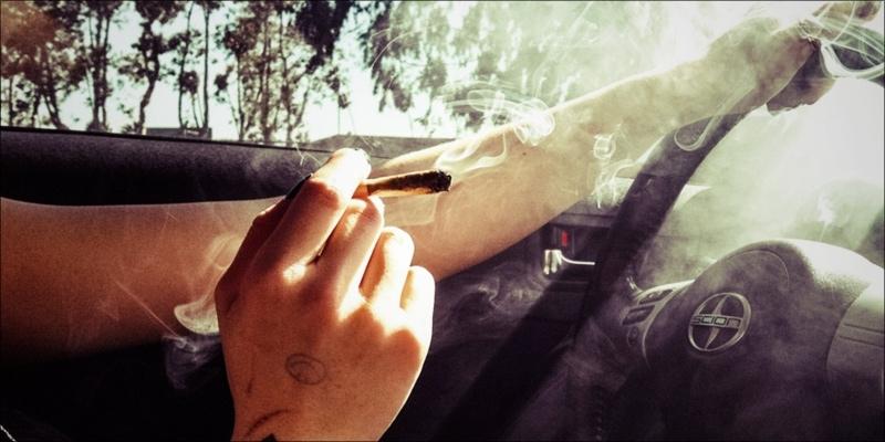 19-годишен видинчанин, седнал зад волана след употреба на наркотици, бил