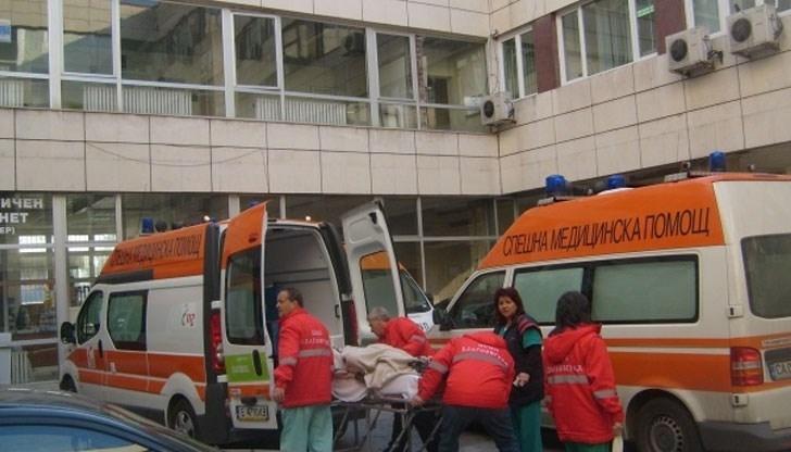 """На 16 февруари в болница """"Пирогов"""" в София в следствие"""