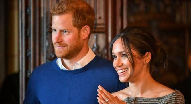 Британският принц Хари поднесе внушителен годежен пръстен на своята избраница