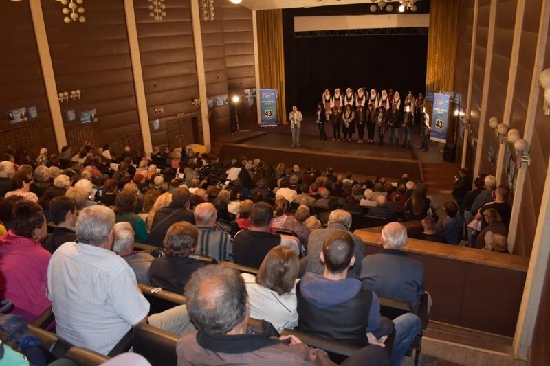 Над двеста души посрещнаха Калин Каменов, кандидатите за общински съветници