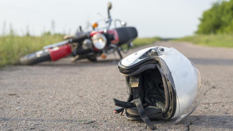 Германски гражданин с мотоциклет загина при пътно-транспортно произшествие на пътя