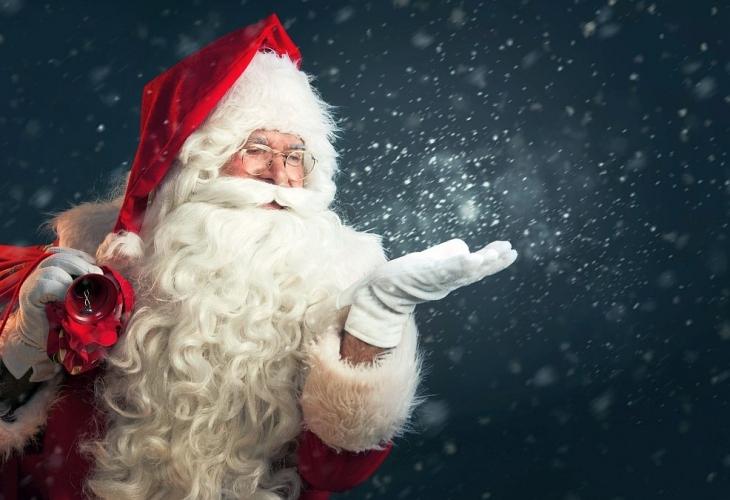 Дядо Коледа постави невиждан досега рекорд