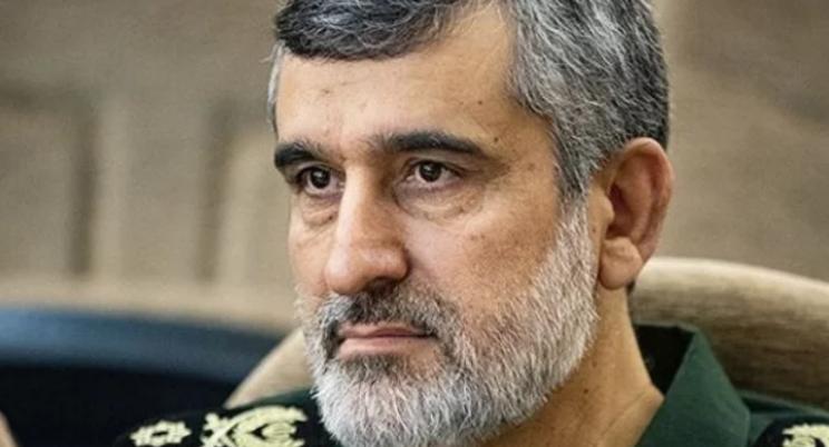 Елитното иранско военно формирование Корпус на стражите наислямската революция (КСИР)