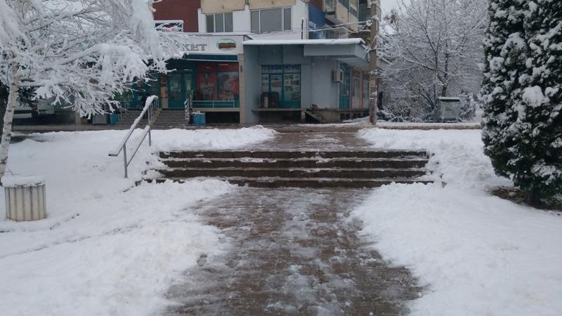 Пътните артерии на територията на община Мездра са почистени и