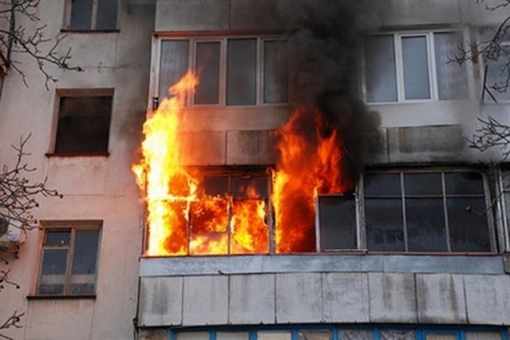 Газова бутилка се е взривила в апартамент в Лом, предадоха