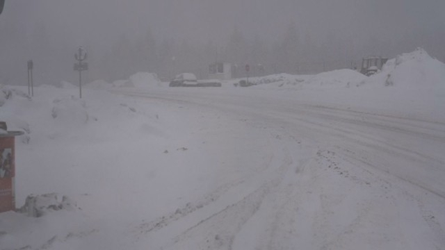 Две катастрофи са станали днес на пътя между Монтана и