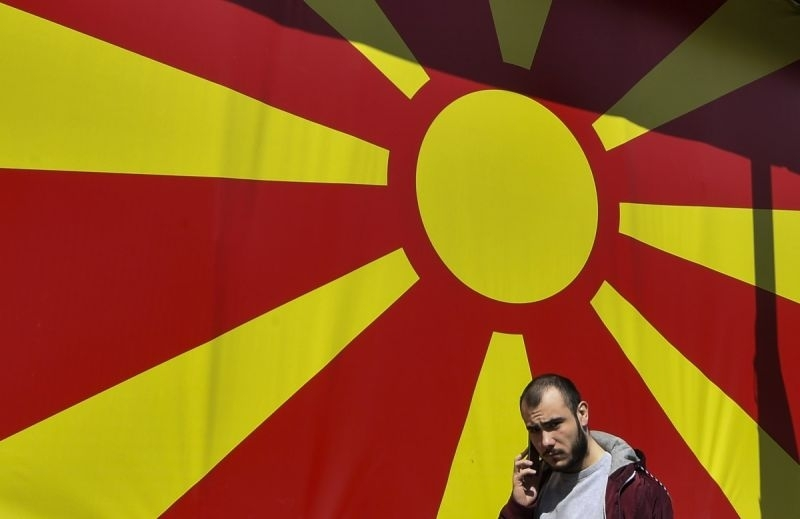 Снимка: Фотофиниш в Македония! За Пендаровски 42,84%, за Силяновска – 42,24%