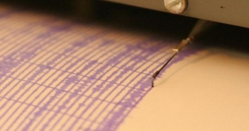 Земетресение с магнитуд 5.6 по скалата на Рихтер е било