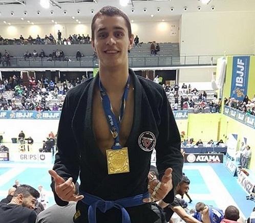 Монтанчанин стана европейски шампион по жиу-житцу
