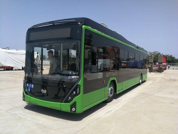 Първите нови тролейбуси вече са във Враца, съобщи кметът на