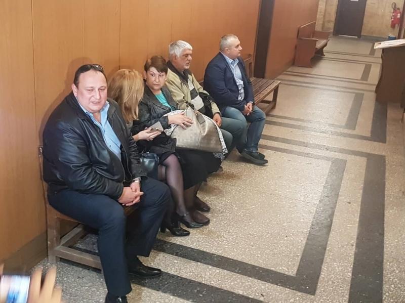 """Преди минути бившите директори на врачанската многопрофилна болница """"Христо Ботев"""""""