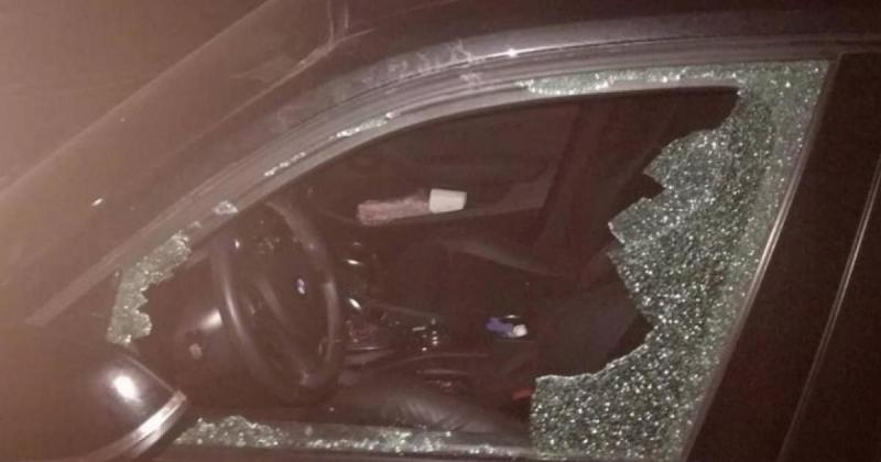 Бандит повреди кола на паркинг във Враца, съобщиха от пресецентъра