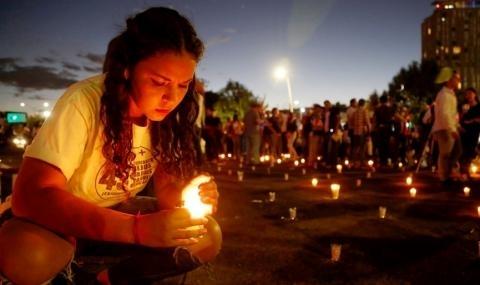 След протест в щата Гереро (Мексико) през 2014 г. 43-ма