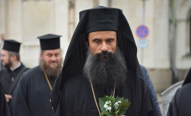 От 28 май до 3 юни Видинският митрополит Даниил беше