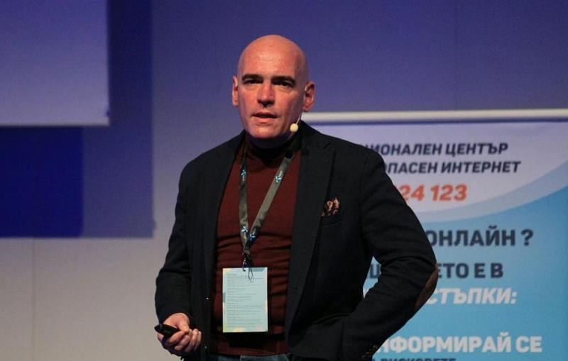 """Началникът на отдел """"Компютърни престъпления"""" в ГДБОП комисар Явор Колев"""