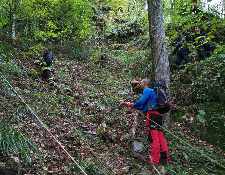 Тежка се оказа изминалата нощ за планинските спасители от Сандански.