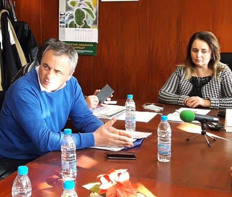 Управителят на ВиК-Враца се срещна с кметове и жители на населените места в Искърското дефиле