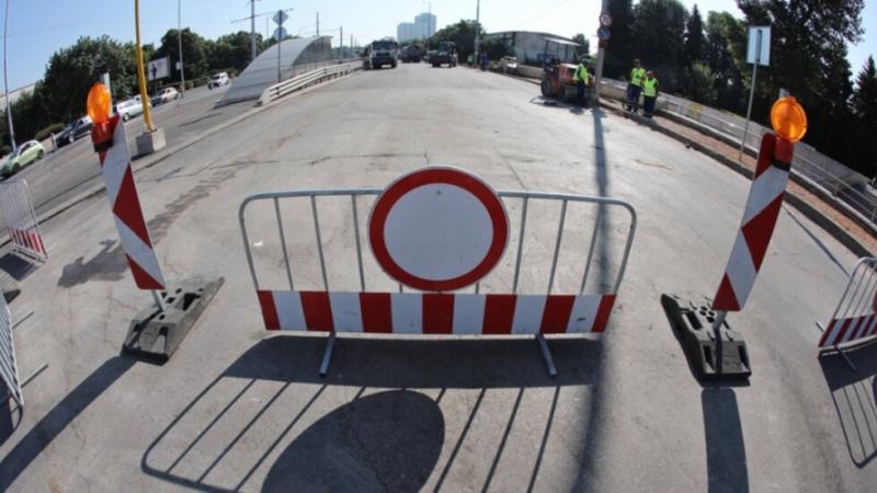 """От днес започва ремонтът на третия участък от бул. """"България"""""""