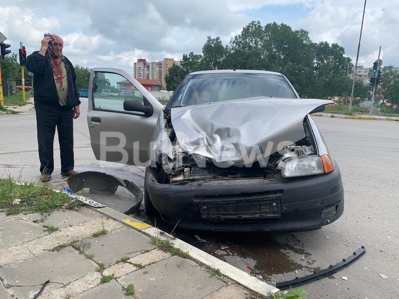 От полицията във Враца съобщиха подробности за катастрофата на светофарите