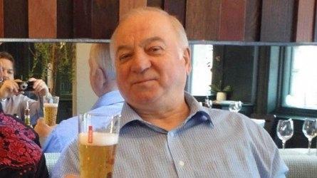 Бившият полковник от руското разузнаване и британски шпионин Сергей Скрипал