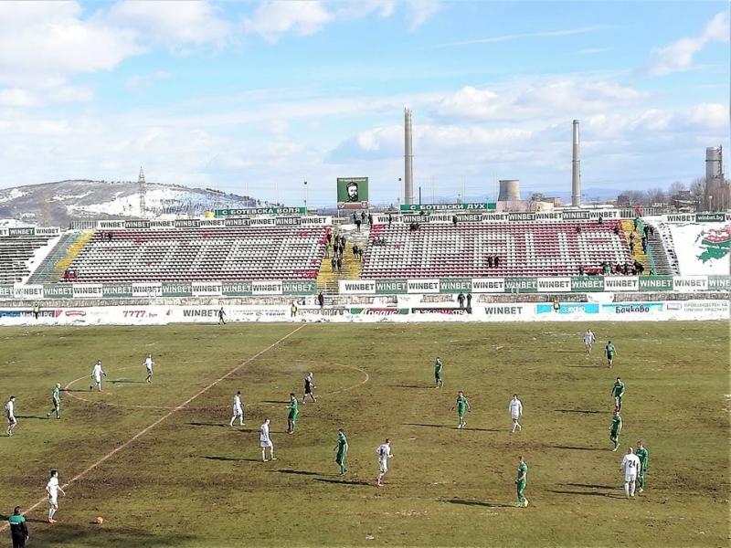 """""""Славия"""" запази шансовете си за класиране в първата шестица, след"""