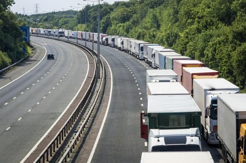 """От 12 часа днес на граничния пункт """"Дунав мост"""" е"""