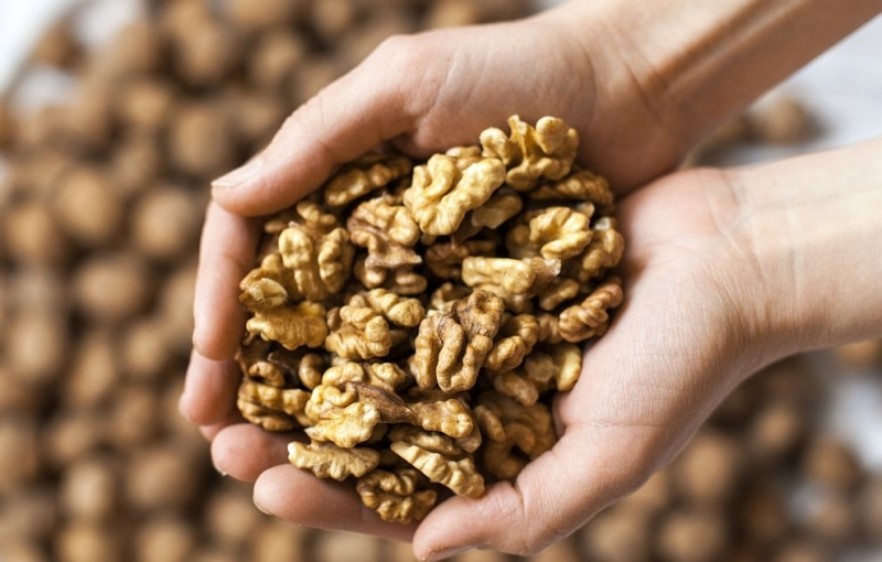 Редовната употреба на орехи или орехово масло значително намалява риска