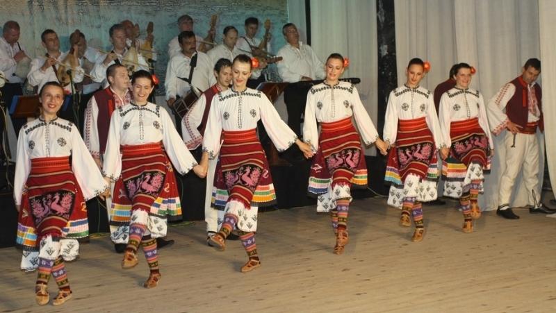 """Видинският ансамбъл за народни песни и танци""""Дунав""""ще изнесе концерт в"""
