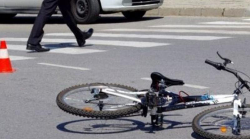 Млад колоездач пострада при неприятен инцидент в центъра на София.