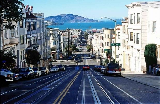 Сан Франциско е градът на новите технологии, но и на