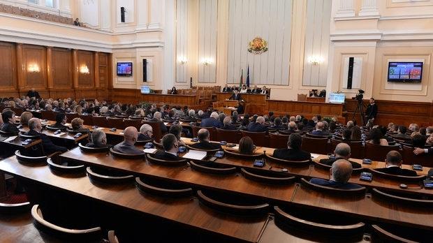 Депутатите ще гласуват искането на ГЕРБ за оставка на Валери