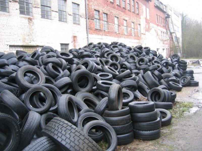 Ето къде в Бяла Слатина може да предадете износените гуми на символични цени