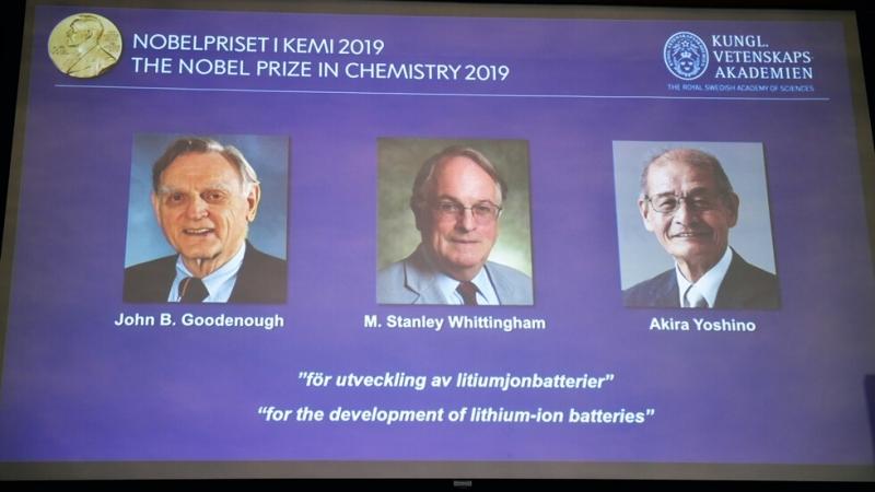 Трима си поделят Нобеловата награда по химия