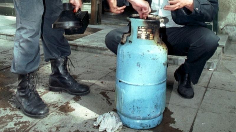 Газова бутилка вдигна на крак огнеборците в Берковица, съобщиха от