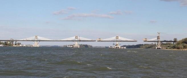 Снимка: Обсъждат трети мост над Дунав при Оряхово