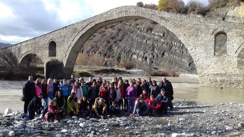 """Ученици от СУ """"Христо Ботев"""" бяха на посещение в Гревена,"""