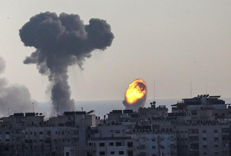 Екстремисти от Ивицата Газа отновоизстреляха ракети към израелска териториясамо часове,