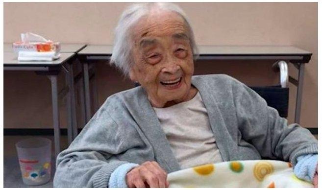 Японката Наби Таджима, смятана занай-възрастният жител на планетата,почина на 117