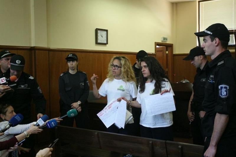 """Задържането на кмета на столичния район """"Младост"""" Десислава Иванчева е"""