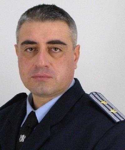 Главен инспектор Огнян Иванов е временно преназначен на длъжността началник
